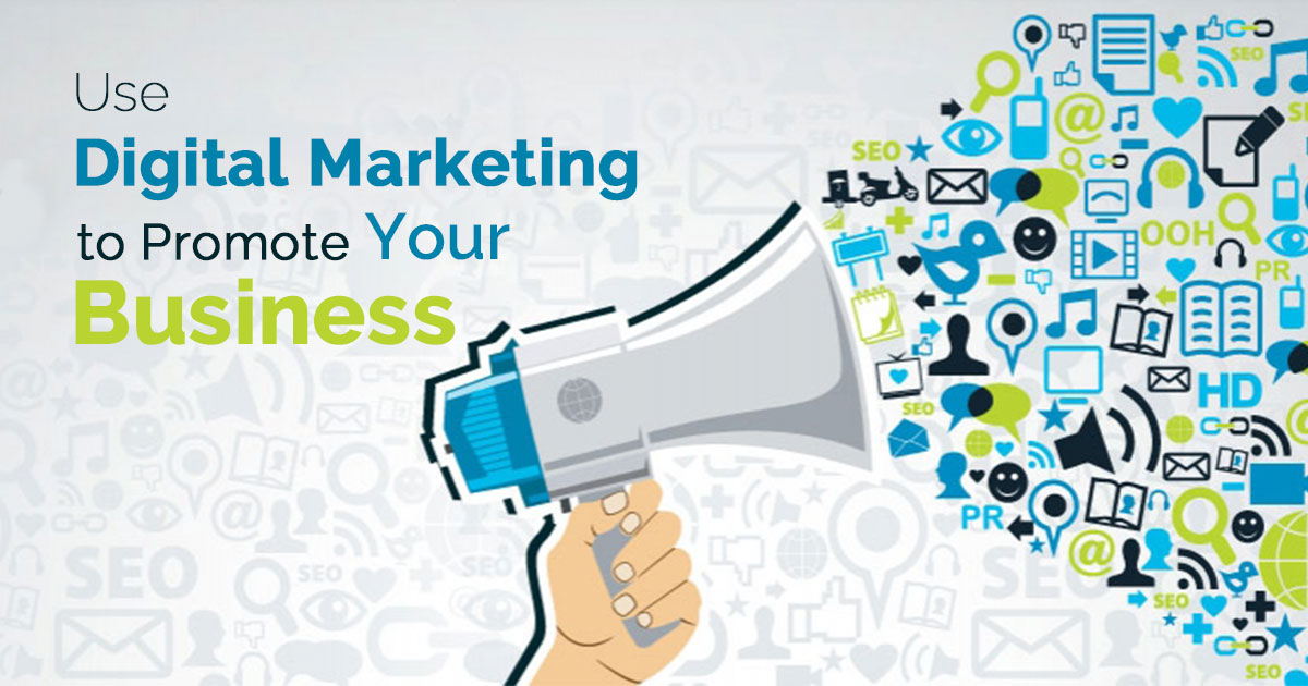 How does digital marketing work in business?