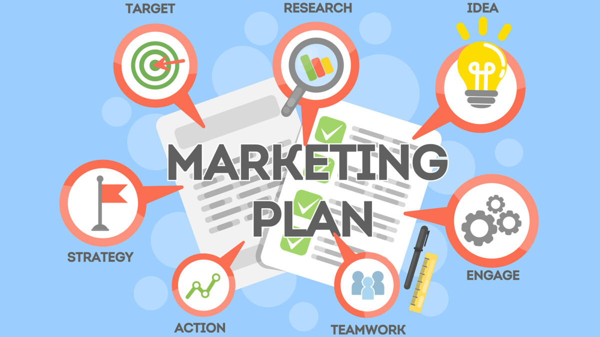 5 Steps to Develop A Strong Marketing Plan