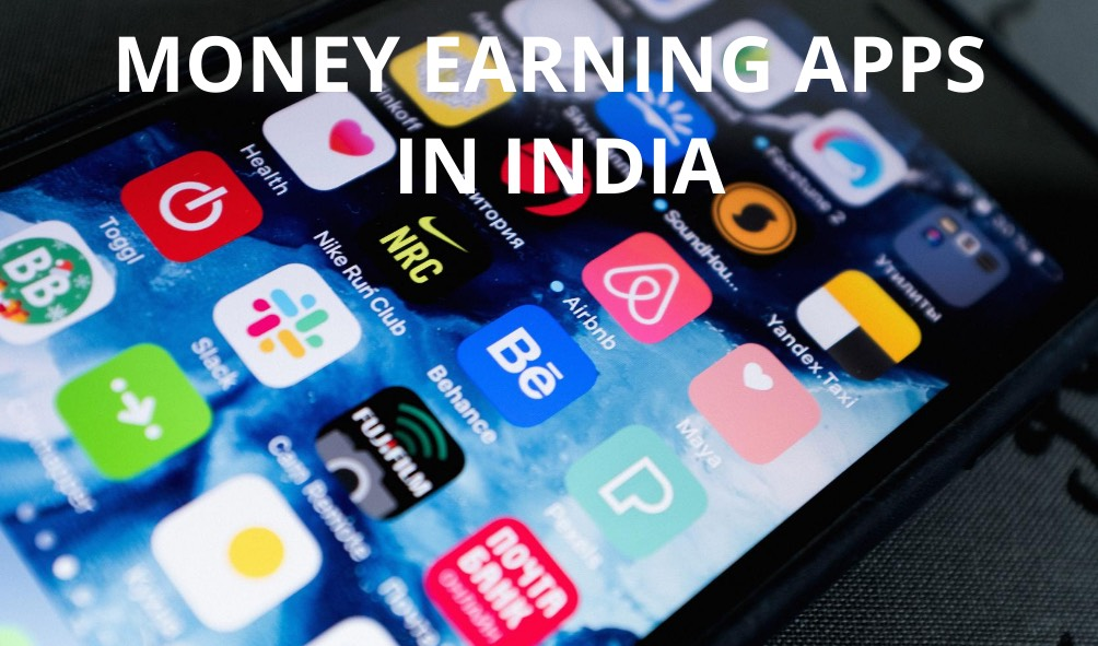 Money Earning App India