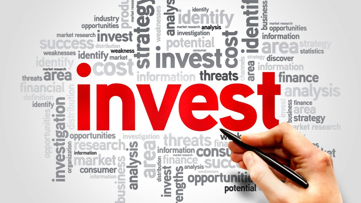 How does investment work?