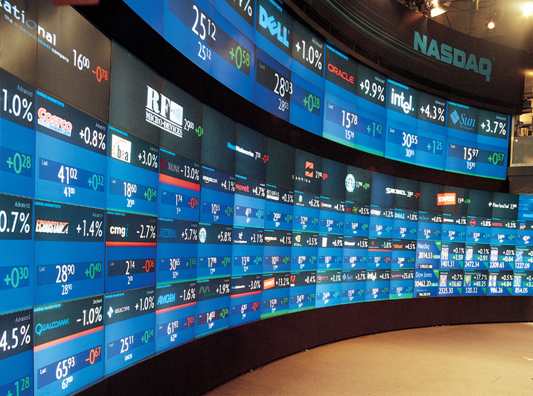 How does stock trading work?