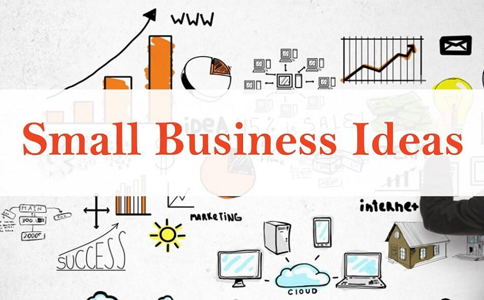 Small online business ideas